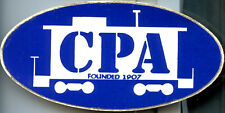 Conductors Protective Assurance Company CPA collectible/vintage railroad sticker