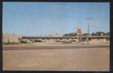 Postcard CORNWALL Ontario/CANADA  Century Tourist Motel Motor Court view 1950's
