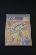 PS3 : DANCE ON BROADWAY - Nuovo, sigillato, ITA ! Solo per Move ! Canta e balla