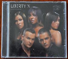 Liberty X – Being Somebody CD – VVR1023562 – VG
