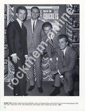 Bobby Vee & The Crickets Buddy Holly book photo 1962 TAM3
