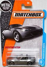 MATCHBOX 2017 METAL PARTS PIEZAS MAZDA MX-5 MIATA