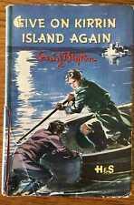 ENID BLYTON Five on Kirrin Island Again 1955 1st Edition Hardcover