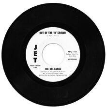 """THE DEL-LARKS OUT OF THE """"IN"""" CROWD/   NORTHERN SOUL"""
