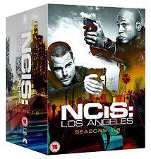 "NCIS LOS ANGELES COMPLETE SEASON 1-6 COLLECTION DVD BOX SET 36 DISCS R4 ""NEW"""