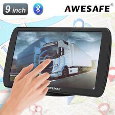 Awesafe 9 zoll GPS Navigation für Auto LKW PKW Navigationsgerät Mit Bluetooth