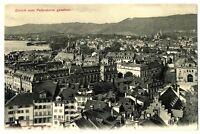 CPA Suisse Zürich vom Petersturm gesehen