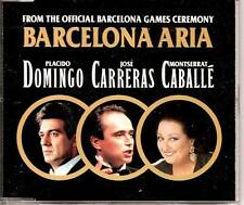 MONTSERRAT CABALLE PLACIDO DOMINGO Barcelona OLYMPIC CD