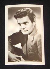 Louis Jourdin 1940's 1950's Actor's Penny Arcade Photo Card