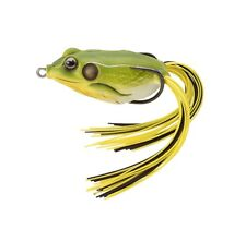 """*New Koppers Hollow Body Frog Floating 2-5/8"""" Bright Green Fgh65T513"""