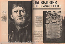 Jim Bridger - King Of The Mountain Men