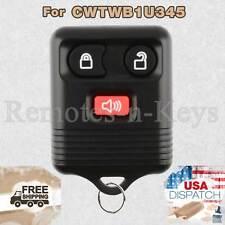 Car Key Fob Transmitter Alarm Remote Control for 2001-2011 Mazda Tribute 3b