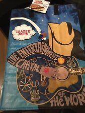 1 Missouri Trader Joe's BAG reusable Shopping grocery ECO bag NWT