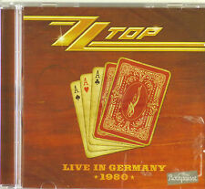 CD-ZZ Top-Live in Germany 1980 - #a2836