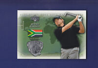 Retief Goosen 2004 Upper Deck Golf World Powers #109