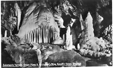 Solomon's Temple, Organ Pipes & Archangel's Wing, Gough's Caves, Cheddar PC (A5)