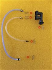 Anschlusswinkel  für den Jura Thermoblock 2003, F-Form  neue Version /R121