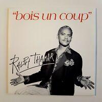 RALPH THAMAR : BOIS UN COUP ♦ CD Single ♦