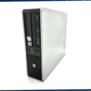 HP DC Series Desktop PC Computer Dual Core Without Windows Choose HDD & Ram