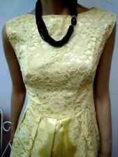 Cocktailkleid Kleid Robe True Vintage 50er / 60er  Rockabella  ca 36