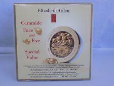 60 Elizabeth Arden Ceramide Gold Ultra Restorative/Lift Strengthen Eye Capsules