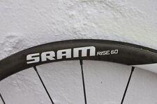 Carbon Fibre Presta Bicycle Rear Wheels