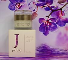 JERICHO'S Famous Lifting EYE GEL! With Dead Sea Minerals & Plant Extracts! 50gr