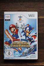 Nintendo Wii Wii U Spiel Mario & Sonic bei den Olympischen Winterspielen