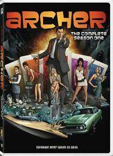 Archer: Season 1 [2 Discs] (2010, REGION 1 DVD New) WS
