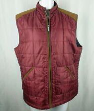 2XL Alan Flusser Vintage Quilted  Puffer Vest