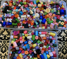 Huge Lot of Assorted Ribbon - 1 Pound. New