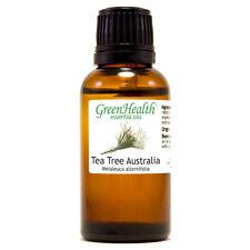 1 fl oz Tea Tree (Australia) Essential Oil (100% Pure & Natural) - GreenHealth