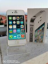IPHONE 4S 32GB WHITE Bianco Con Scatola Originale