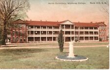 Early 1900's North Dormitory at Winthrop College in Rock Hill, South Carolina PC