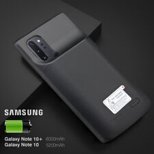 Samsung Galaxy Note 10+ (2019) Battery Case, Fast Charging Extended Power Bank