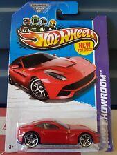 Hot Wheels 2013 - Ferrari F12 Berlinetta [RED]