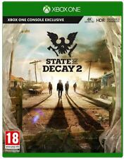 Microsoft State of Decay 2 Xbox One Game for Ages 18 4k Ultra HD