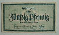 Notgeld Stadt Kiel 50 Pfennig 1918 (974)