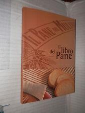 IL LIBRO DEL PANE Mulino Bianco 1995 libro cucina manuale corso gastronomia di