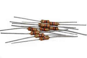 10pk -  3K(Orange-Black-Red)-1/2W-5% Resistors