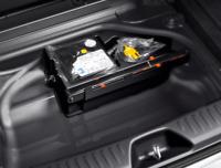 Mercedes Benz Pannenset TIREFIT Reifendichtmittel Kompressor - MHD Neu