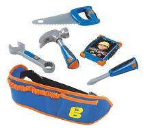 Smoby Bob der Baumeister Werkzeuggürtel Kinder Werkbank Zubehör # 7600360129
