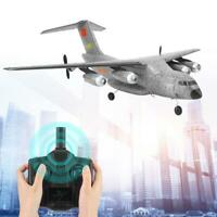 XK A130 2.4G Remote Control Helicopter 3 Channels Glider Model Airplane Toy Gift