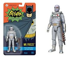"""Funko Reaction Batman 1966 TV - Mr. Freeze 3.75"""" Action Figure"""