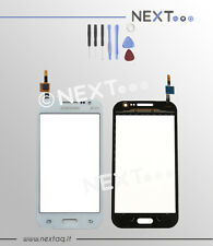 Touch screen per schermo display Samsung Galaxy Core Prime G360 DUOS bianco +kit
