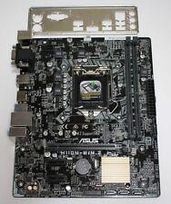 Asus H110M-E/M.2 MicroATX LGA 1151 Motherboard