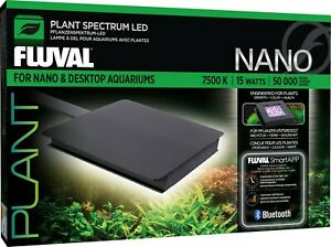 Fluval 15W Plant Nano Bluetooth LED Light - 14539