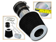 BCP BLACK 2004 2005 2006 2007 2008 Grand Prix 3.8 V6 Short Ram Air Intake Kit