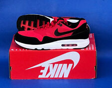 MENS NIKE AIR MAX 1 ULTRA 2.0 ESSENTIAL SHOES / SIZE 10.5 /RED-BLACK-WHITE