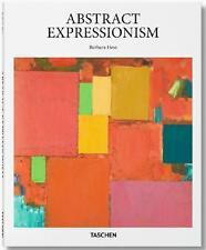 ABSTRACT EXPRESSIONISM ~ TASCHEN ~ HC ~ PROFUSELY ILLUSTRATED